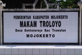 Makam Troloyo Orat Oret Nama 7 Mojokerto Kab