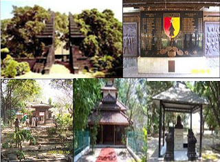 Pendopo Agung Trowulan Mojokerto Mojoklik Masuk Kompleks Petilasan Pengunjung Melihat