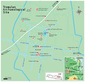 Situs Trowulan Wikipedia Bahasa Indonesia Ensiklopedia Bebas Arkeologi Sunting Sumber
