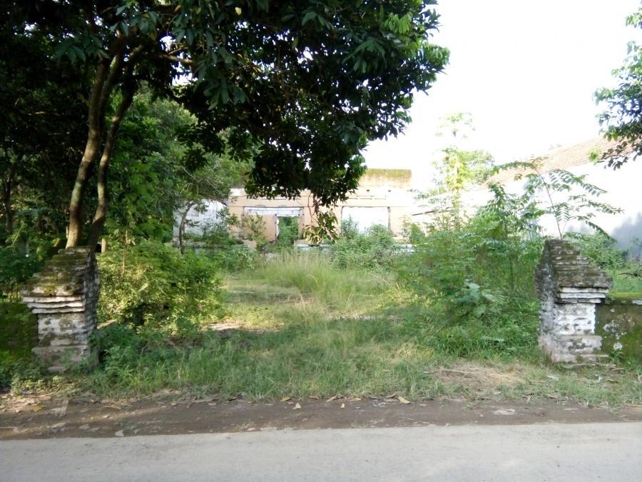 Tanah Dijual Strategis Dekat Makam Troloyo Museum Trowulan Rumah Kota