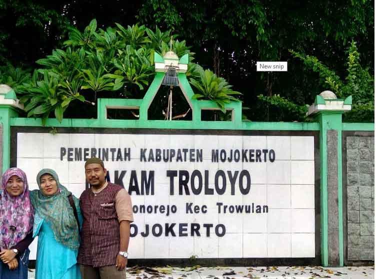 Tempat Wisata Mojokerto Terbaru 2018 Menarik Kunjungi Makam Troloyo Bersejarah
