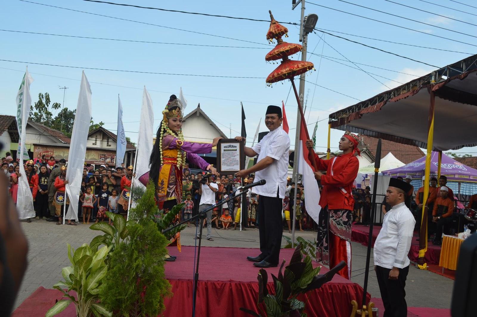 Tradisi Kirab Kubro Syekh Jumadil 1 C52 Onlen Pembacaan Kaluhuran