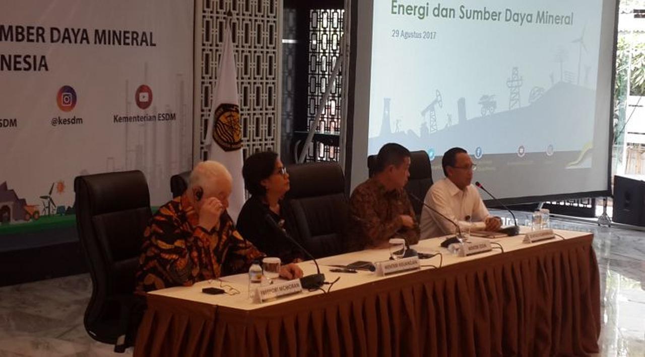Info Mojokerto Freeport Akhirnya Setuju Lepas 51 Persen Saham Indonesia