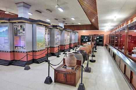 Info Mojokerto Koleksi Museum Majapahit Sanggar Gubug Wayang Kab