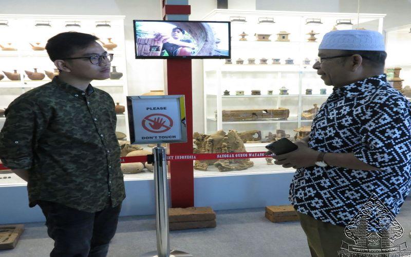 Museum Gubug Wayang Temporer Ubaya Sanggar Kab Mojokerto