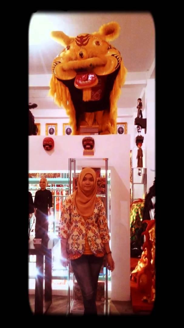 Sanggar Gubug Wayang Project Mojokerto Youtube Museum Kab