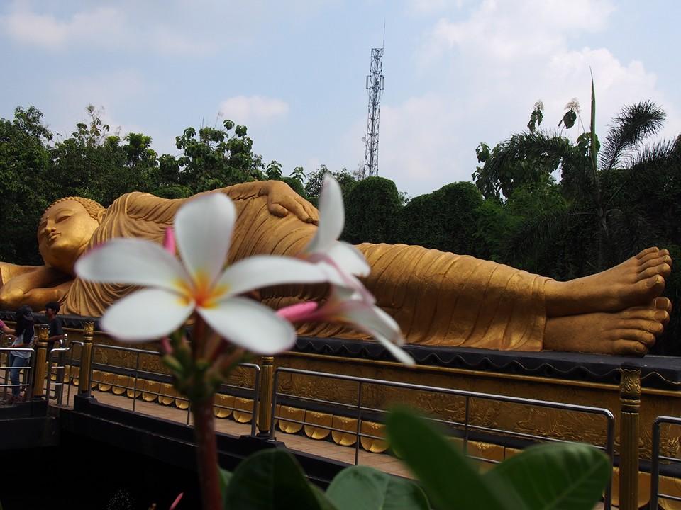Indahnya Negeriku Budha Tidur Trowulan Mojokerto Negeri Kita Sendiri Suda