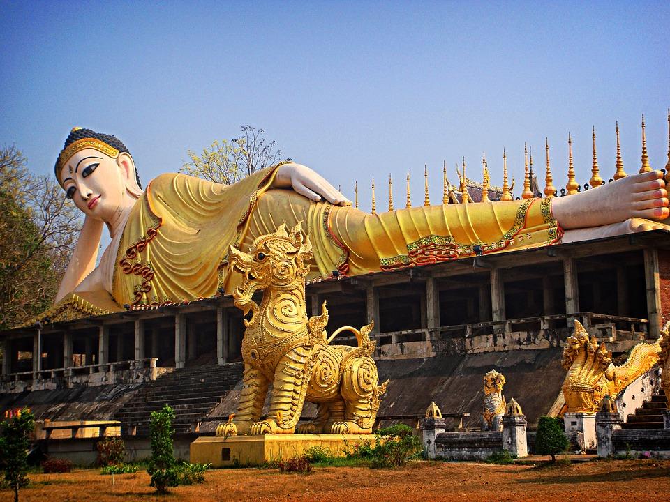 Menengok Budha Tidur Indonesia Directory Executive Media Keberadaan Patung Bangkok
