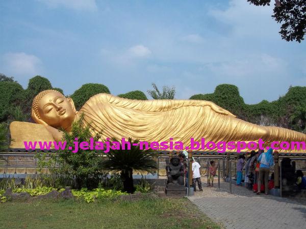 Patung Buddha Tidur Raksasa Mojokerto Oleh Heri Agung Fitrianto Rupang