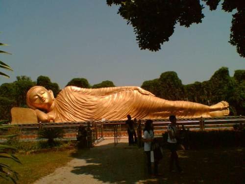 Patung Budha Tidur Mojokerto Mudin07 Online Kab
