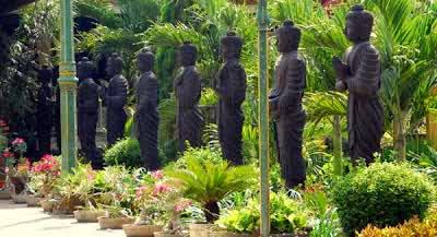 Patung Budha Tidur Sleeping Mojokerto Blog Wong Indonesia Deretan Halaman