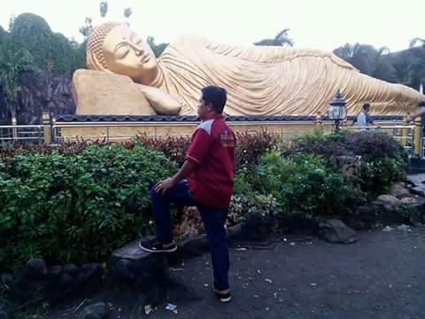 Pergi Berwisata Patung Budha Tidur Mojokerto Pensil Online Kab