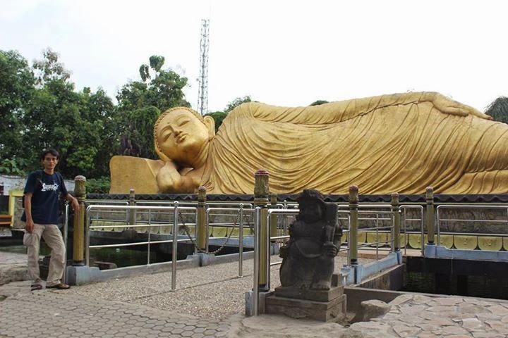 Trip Patung Budha Tidur Mojokerto Candi Sidoarjo Jawa Timur Indonesia