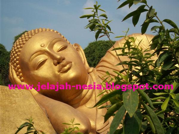 Www Jelajah Nesia Blogspot Patung Budha Tidur Mojokerto Kab
