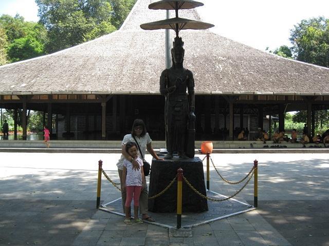 Kecamatan Trowulan Pendopo Agung Majapahit Mojokerto Kab