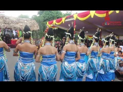 Kirab Agung Nuswantara Majapahit 1938 Saka 2016 Youtube Mojokerto Tourism