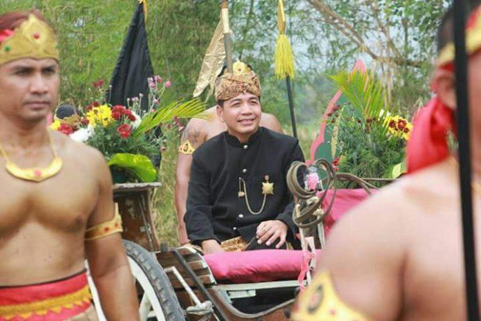 Kirab Agung Nuswantoro Majapahit 1951 Saka Kapolres Mojokerto Pendopo Trowulan