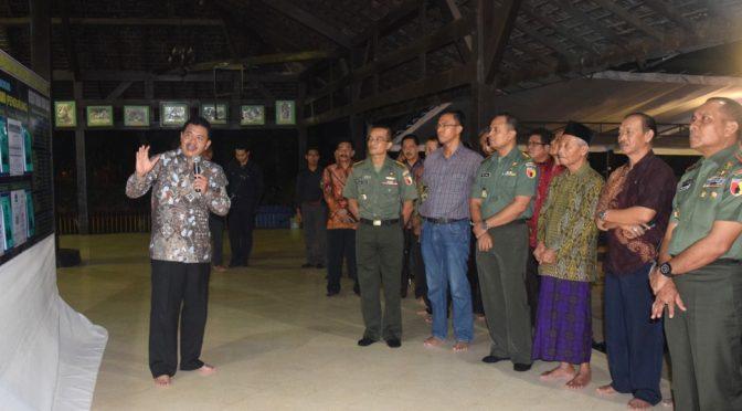 Kodam Brawijaya Rehab Pendopo Agung Trowulan Dibutuhkan Dana Rp 7