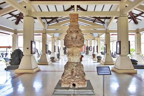 Museum Majapahit Galery Pendopo Agung Trowulan Mojokerto Kab