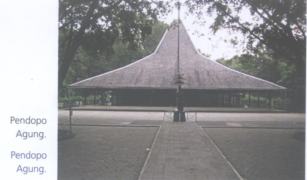 Pendapa Agung Trowulan Pusaka Jawatimuran 1966 Kodam Viii Brawijaya Membangun