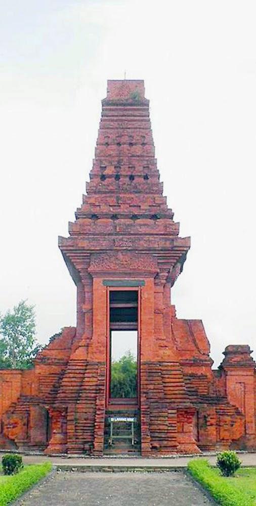 Pendopo Agung Trowulan Mojokerto Mojoklik Pelestarian Situs Majapahit Angkat Candi