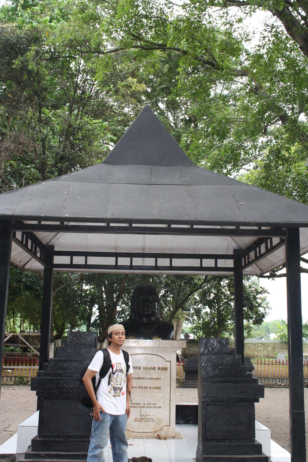 Pendopo Agung Trowulan Sasadara Manjer Kawuryan Patung Gajah Mada Diresmikan