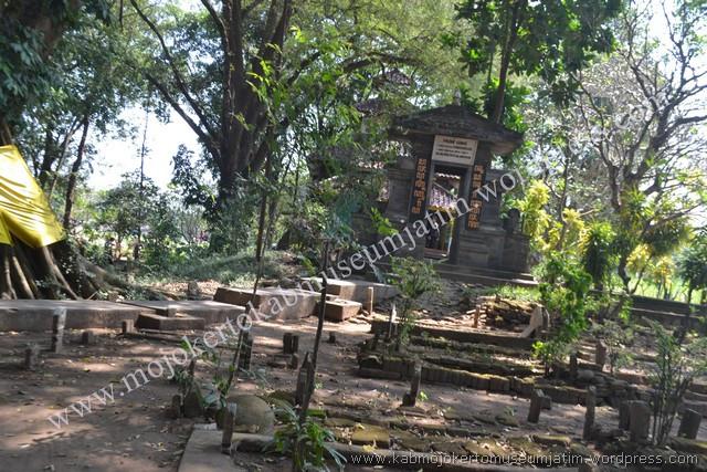 Situs Pendopo Agung Majapahit Museum Daring Trowulan Mojokerto Kab