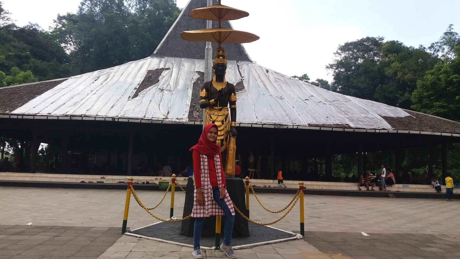 Traveling Museum Trowulan Mojokerto Kerajaan Majapahit Pun Meninggalakan Peninggalan Desa