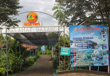 Wisata Sejarah Budaya Badan Promosi Pariwisata Daerah Pacet Mini Park