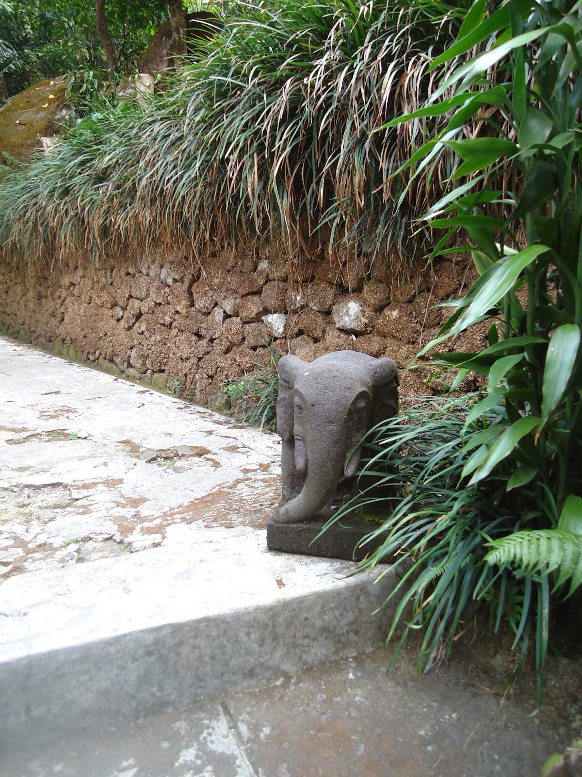 Reco Lanang Arca Budha Kab Mojokerto