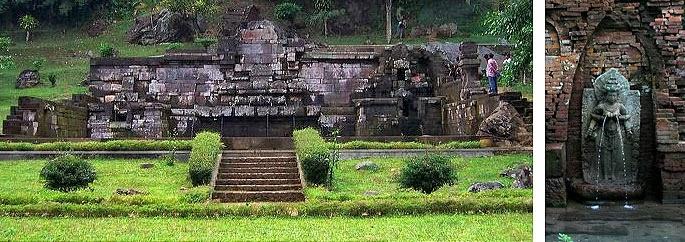 Trawas Majapahit Pojok Candi Jolotundo Petirtaan Suci Raja Airlangga Kompleks