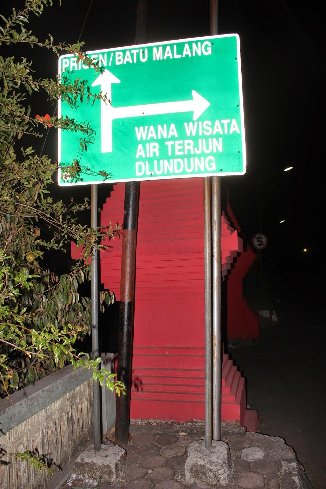 Trip Air Terjun Dlundung Ii Iii Trawas Mojokerto Jawa Timur