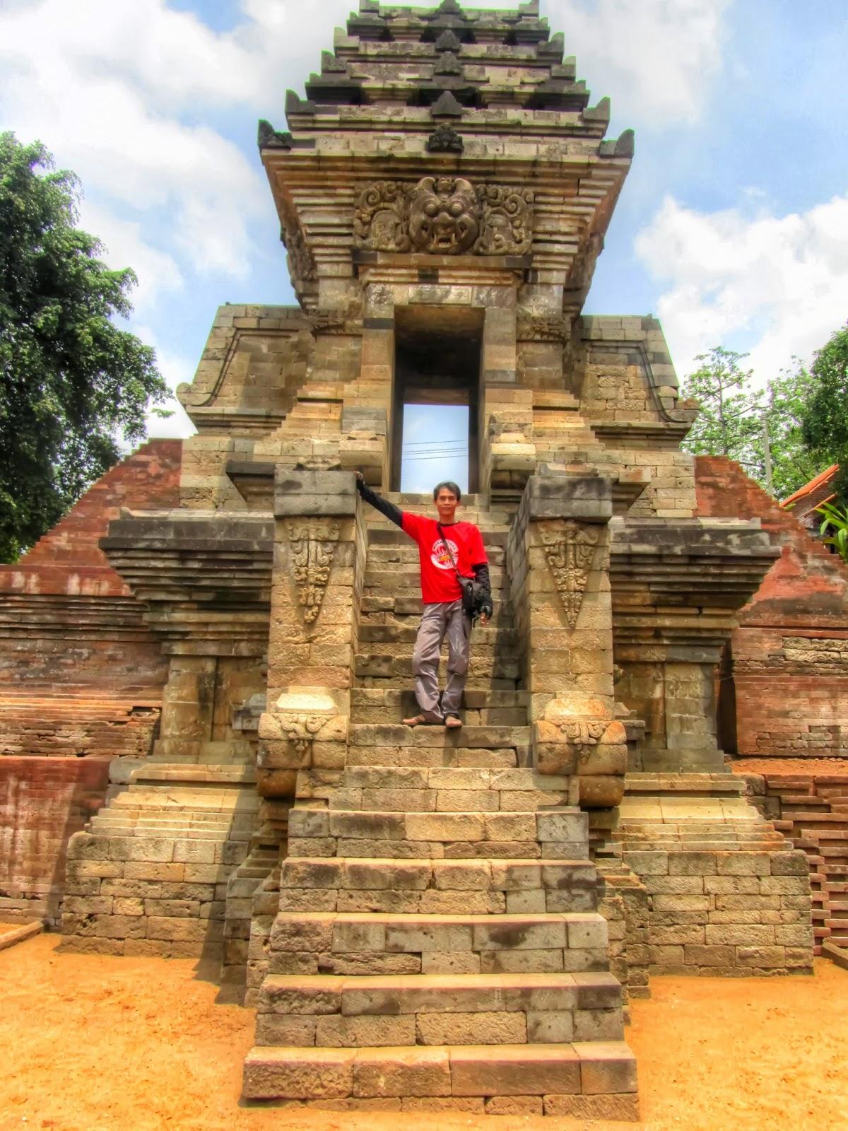 Trip Candi Jedong Ngoro Mojokerto Kota Sekitar 30 Kilometer Arah
