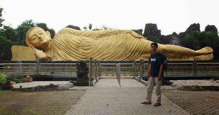 Trip Patung Budha Tidur Mojokerto Reco Lanang Kab