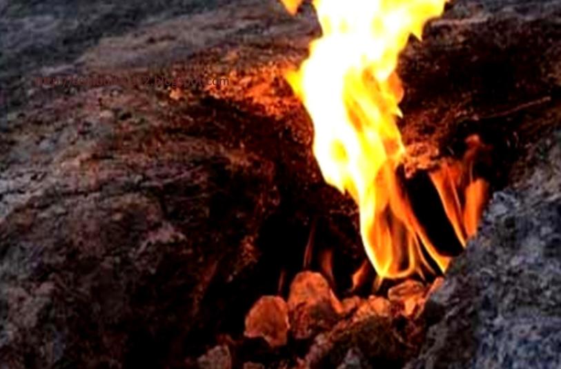15 Tempat Wisata Trawas Mojokerto Sekitarnya Hits Dikunjungi Api Abadi
