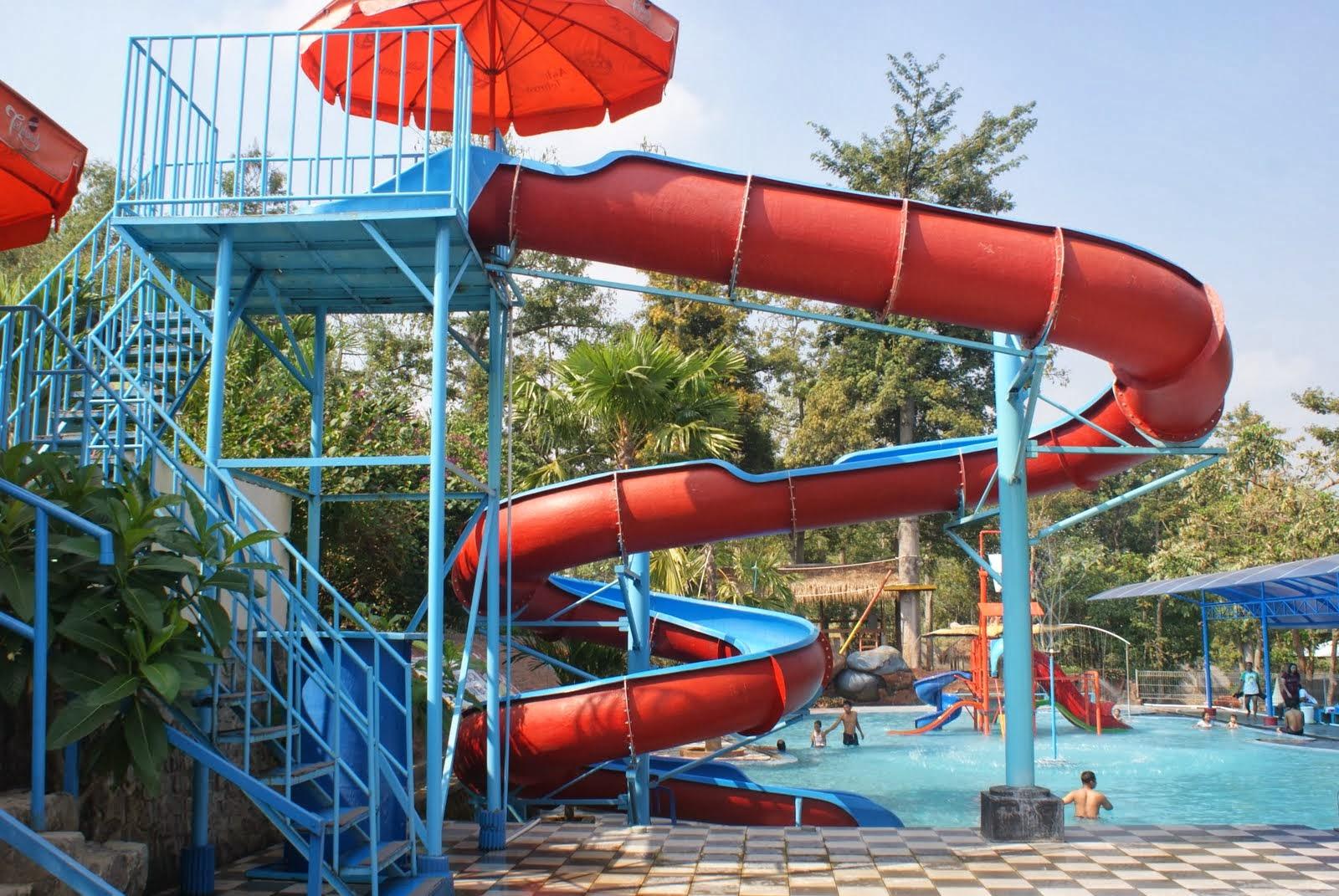 18 Tempat Wisata Mojokerto Ngehits Tanya Pacet Mini Park Taman