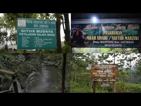 Explore Wisata Jatirejo Mojokerto Youtube Taman Joglo Kab