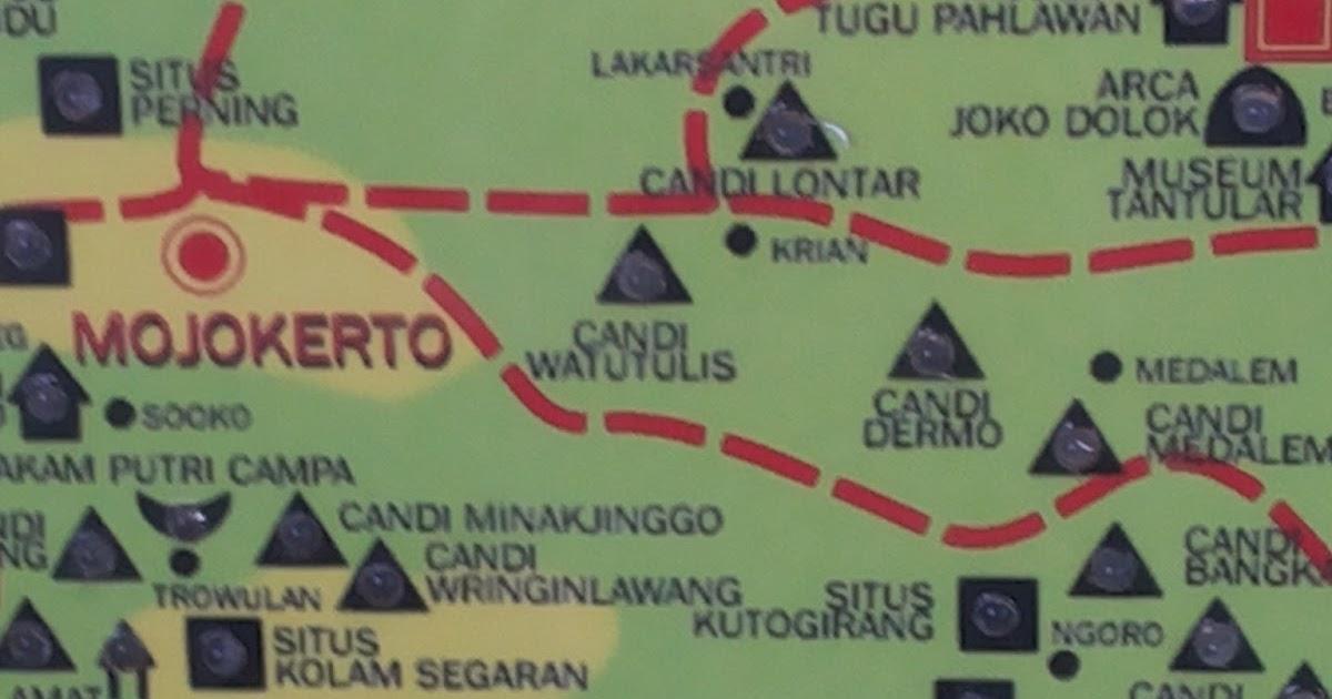 Homeland Tempat Wisata Kotaku Mojokerto Taman Joglo Kab