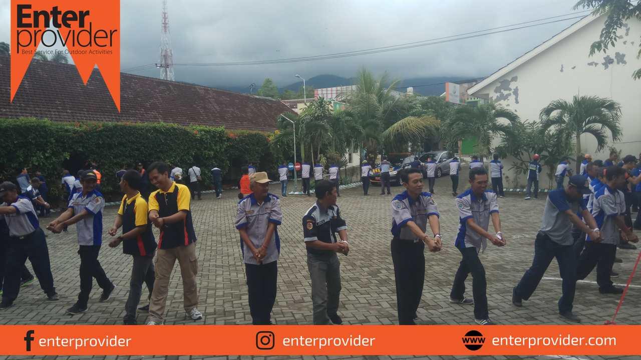 Outbound Recreational Juru Parkir Dishub Mojokerto Pacet Rangka Meningkatkan Kompetensi