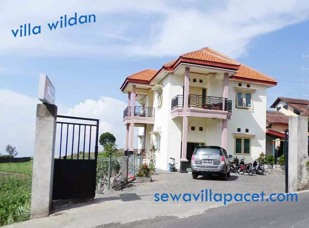 Pusat Informasi Sewa Villa Pacet Murah Ter Update 2013 Wildan