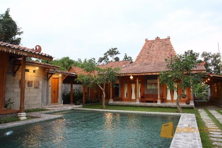 Rumah Joglo Mewah Luas Yogyakarta Maguwoharjo Kab Sleman Jualo Taman