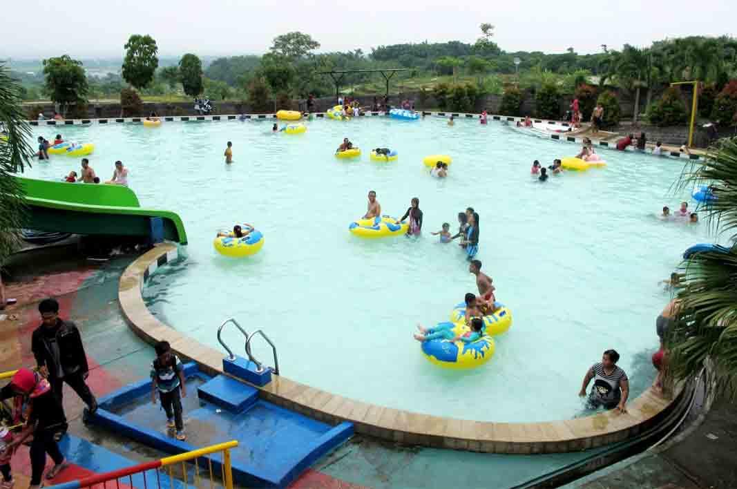 Tempat Wisata Mojokerto Terbaru 2018 Indah Murah Joglo Park Taman