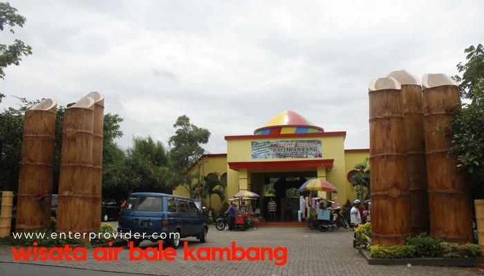 Wisata Air Balekambang Gondang Mojokerto Outbound Pacet Enter Belakambang Taman