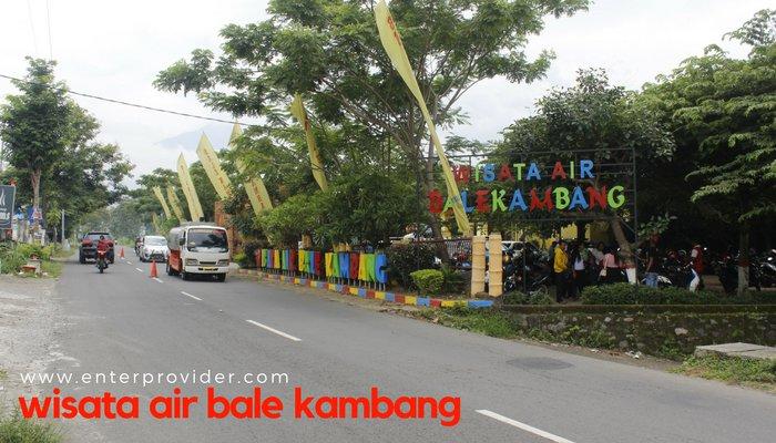 Wisata Air Balekambang Gondang Mojokerto Outbound Pacet Enter Taman Joglo