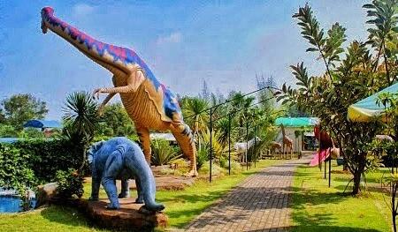 5 Tempat Wisata Pacet Mojokerto Populer Mini Park Taman Kab