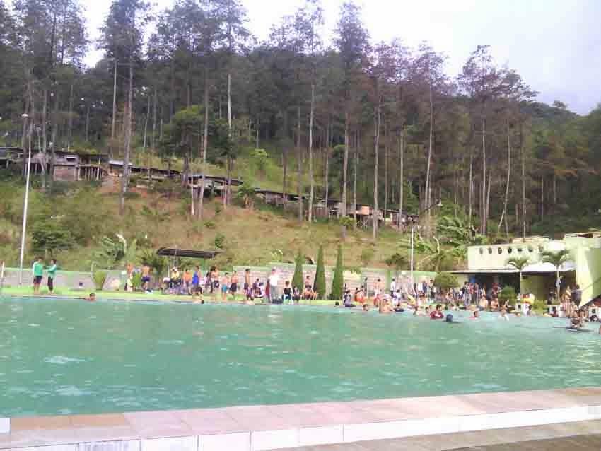 Obyek Wisata Pacet Mojokerto Kab Perkembangan Daerah Andalan Kabupaten Kecamatan