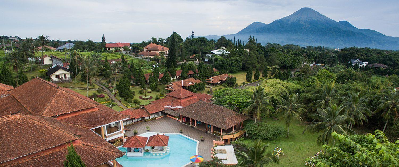 Royal Trawas Hotel Cottage Previousnext Taman Mini Pacet Kab Mojokerto