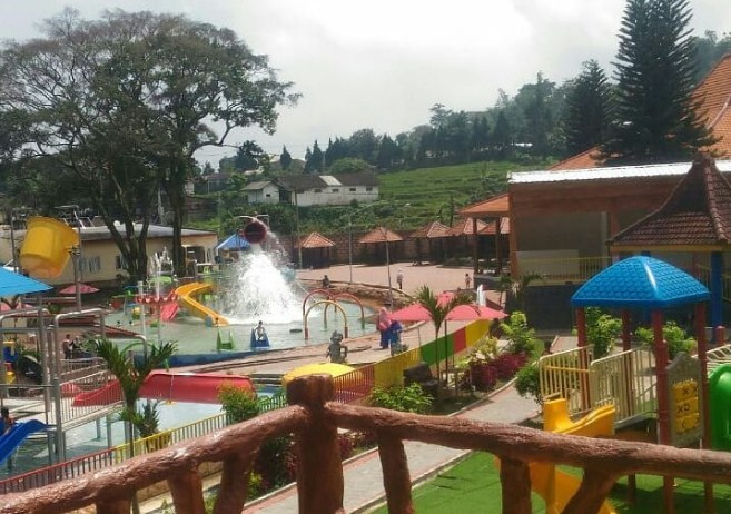 Tiket Masuk Ubalan Pacet Terbaru 2018 Wahana Setelah Renovasi Taman