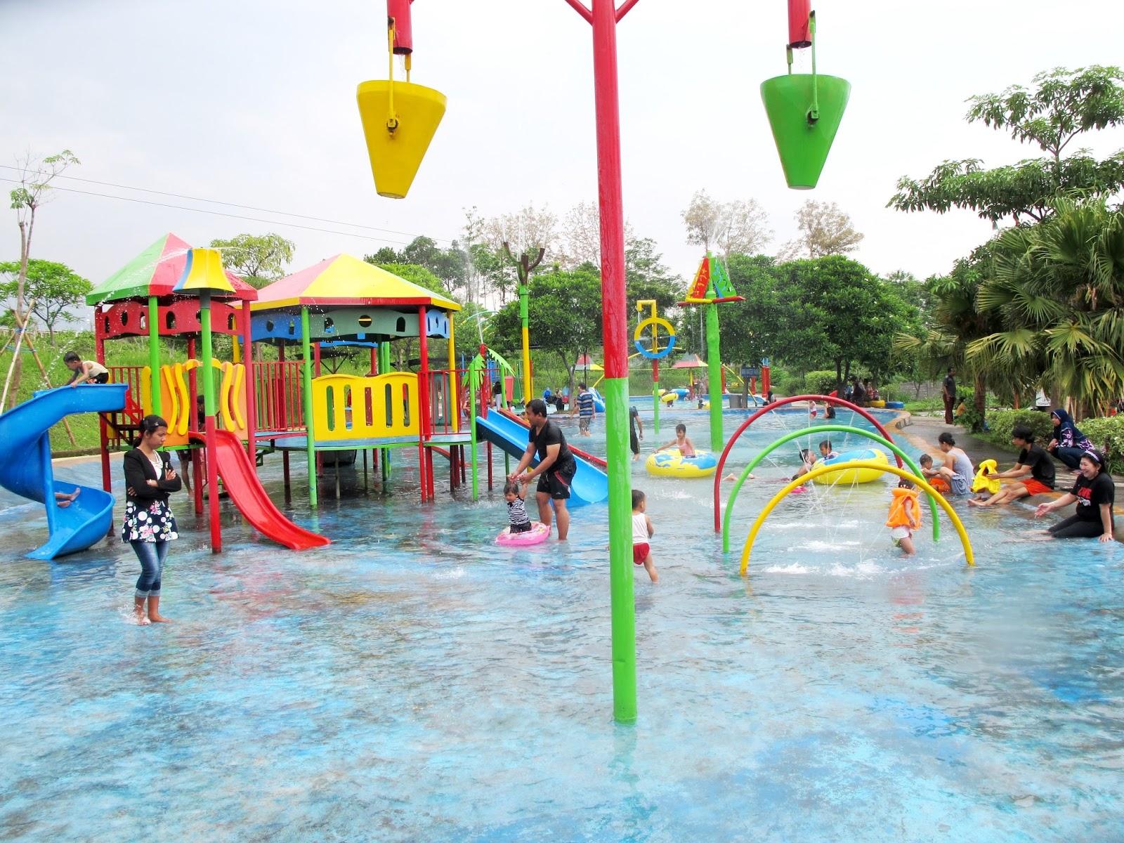 Wisata Joglo Park Pacet Haya Zone Tempat Penuh Pengunjung Gumam
