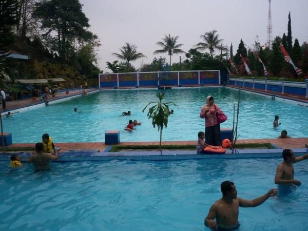 Wisata Pemandian Ubalan Pacet 100 7207 Taman Mini Kab Mojokerto